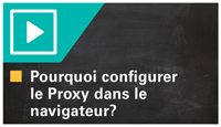 Pourquoi configurer le Proxy?